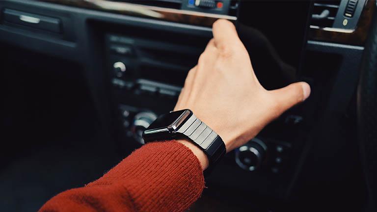 Die neue Fitbit-Smartwatch