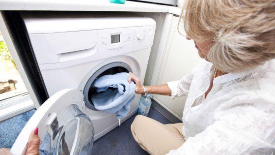 Vorsicht bei verbrannt riechenden Waschmaschinen