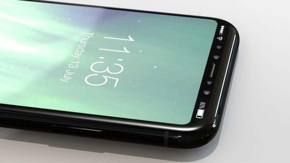 iPhone 8 Renderbild