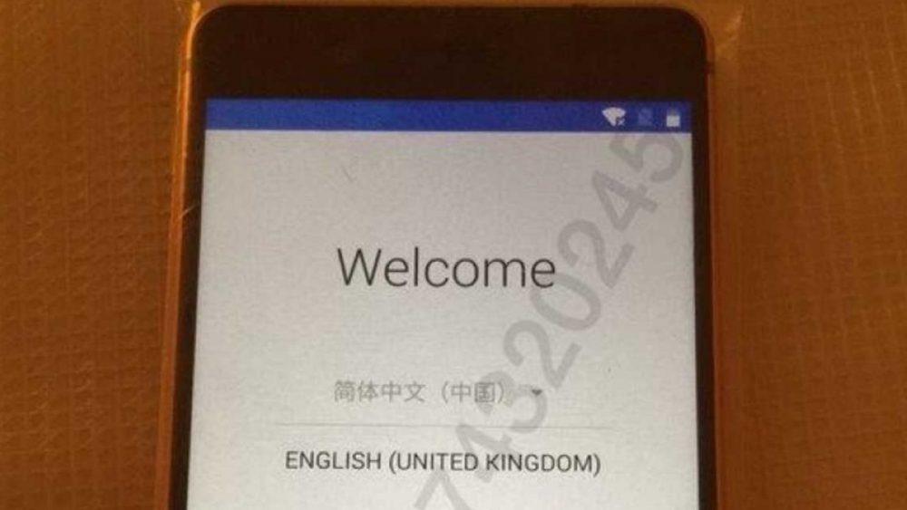 Nokia 8 Leakbild