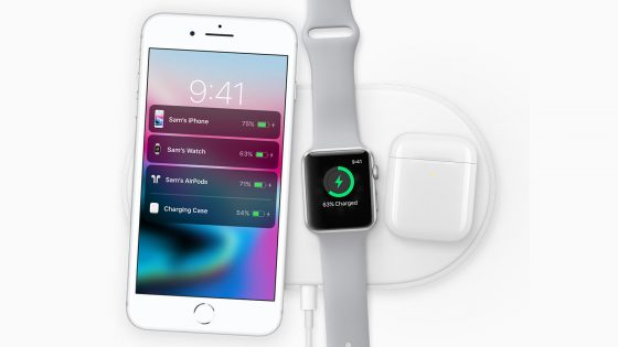 Apple AirPower Wireless Charging