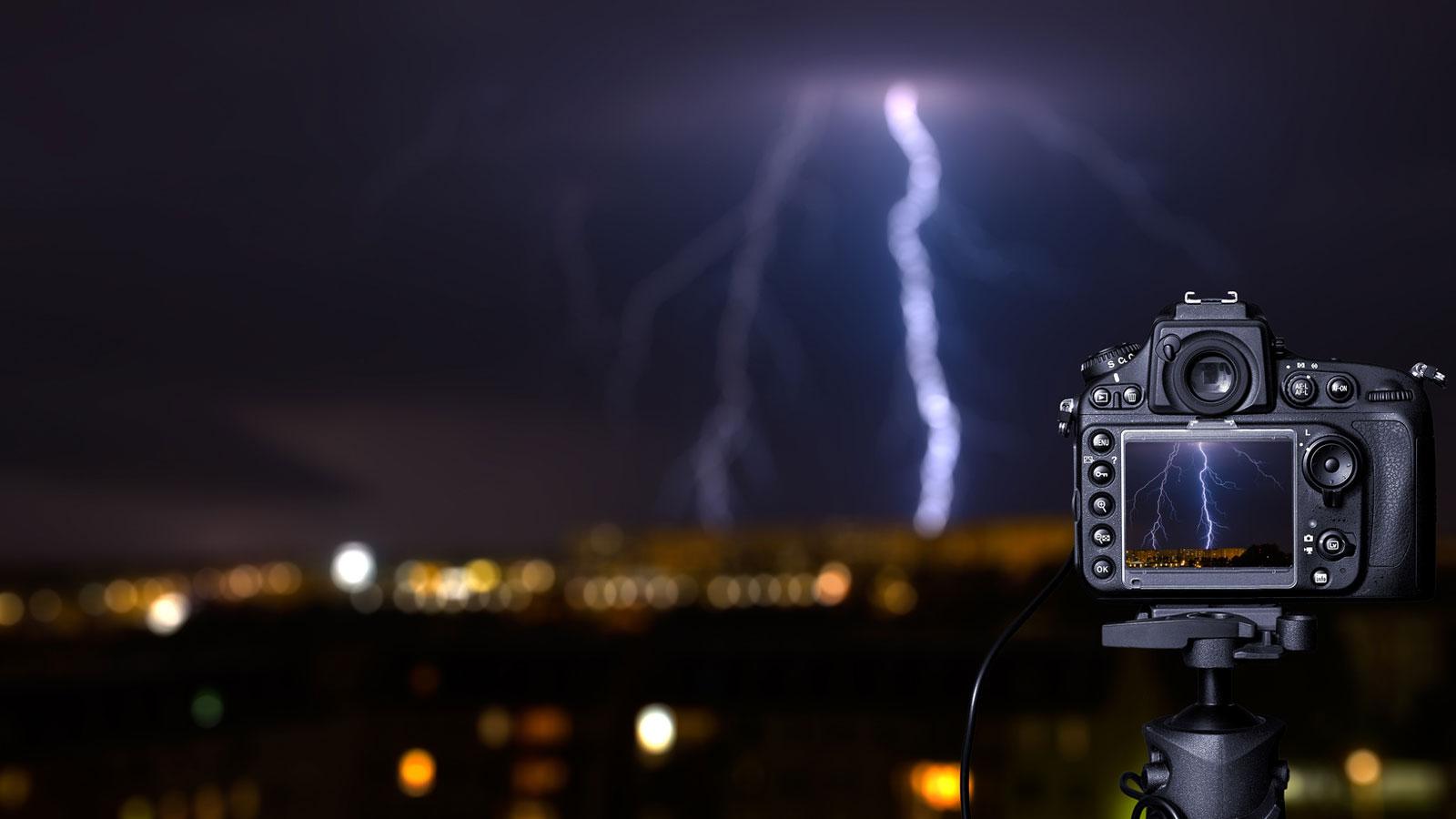 Blitze fotografieren Anleitung und Tipps für gelungene Bilder