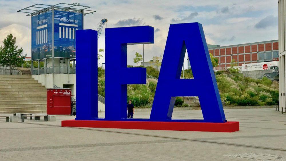 UPDATED auf der IFA 2017