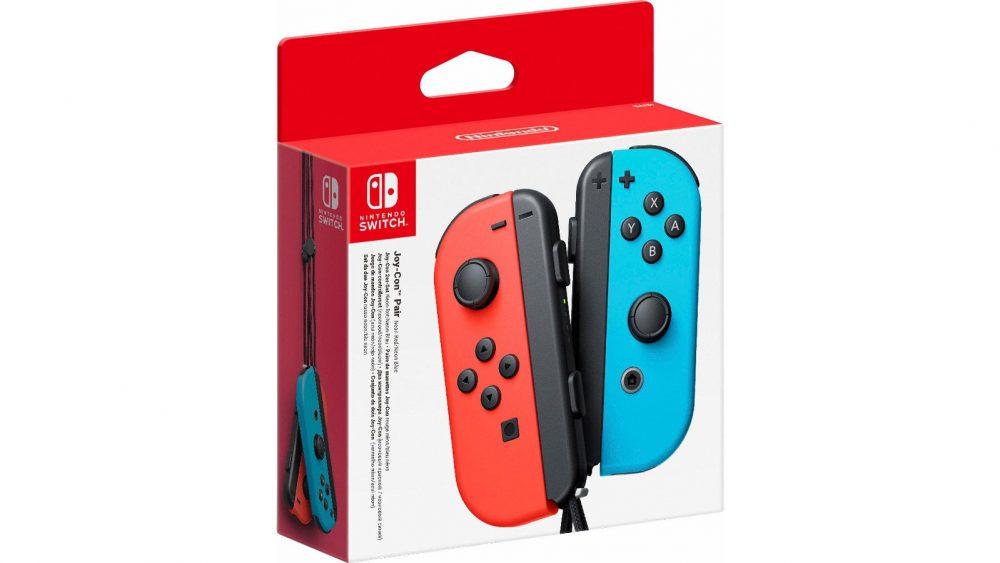 Nintendo-Switch-Joy-Cons einzeln oder im Paket nachkaufen