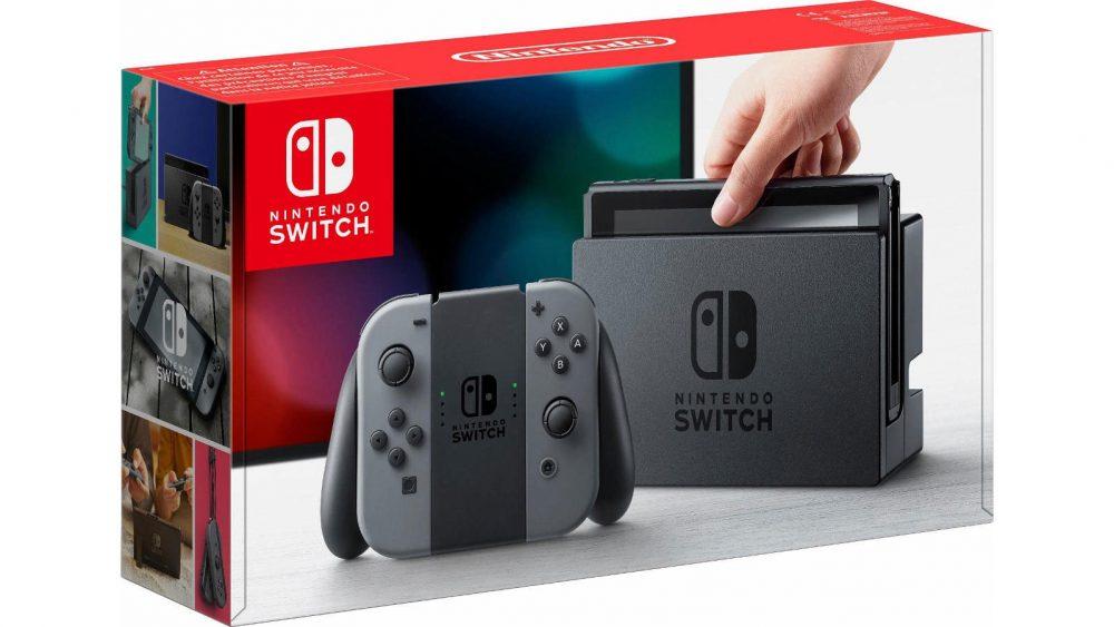 Die Nintendo Switch ist eine Kombination aus Handheld und Heimkonsole