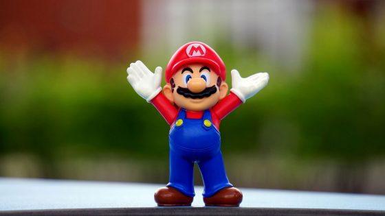 Offene Fragen zur Switch geklärt: Super Mario hebt die Hände