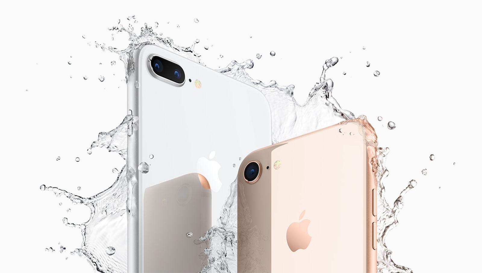 Das iPhone 8 kann nun Wireless Charging