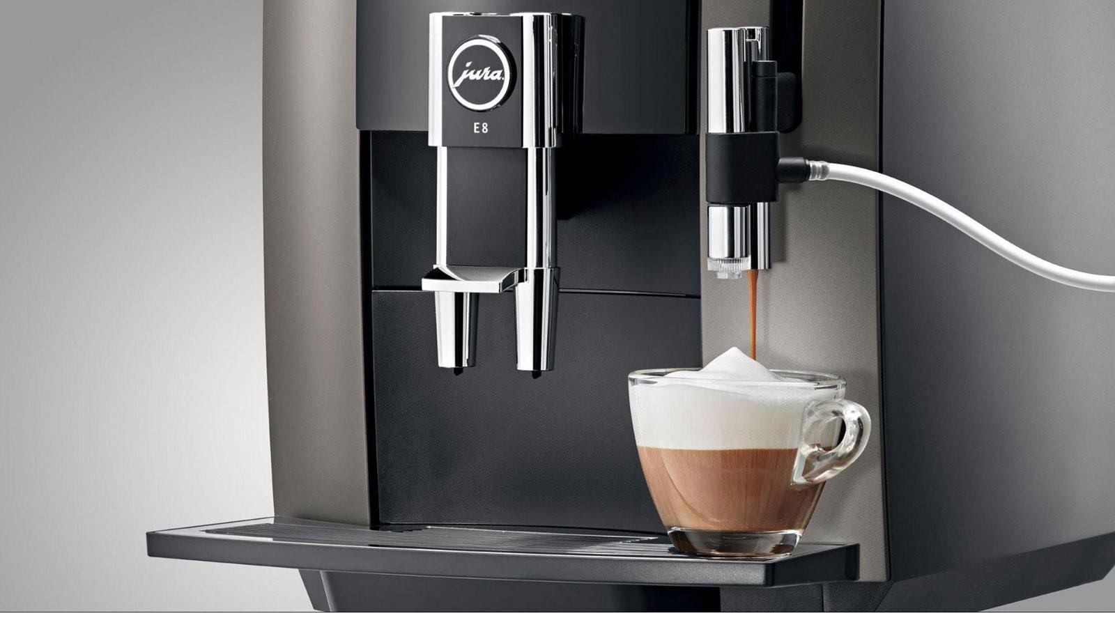 Relativ JURA-Kaffeemaschine: So reinigen Sie das Milchsystem | UPDATED IQ22