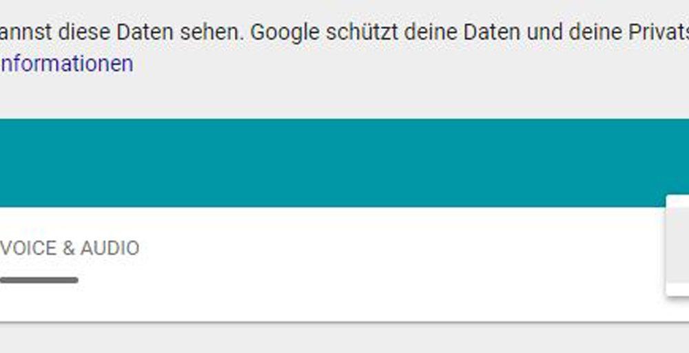 Sprachaufnahmen von Google Home lassen sich einzeln löschen.