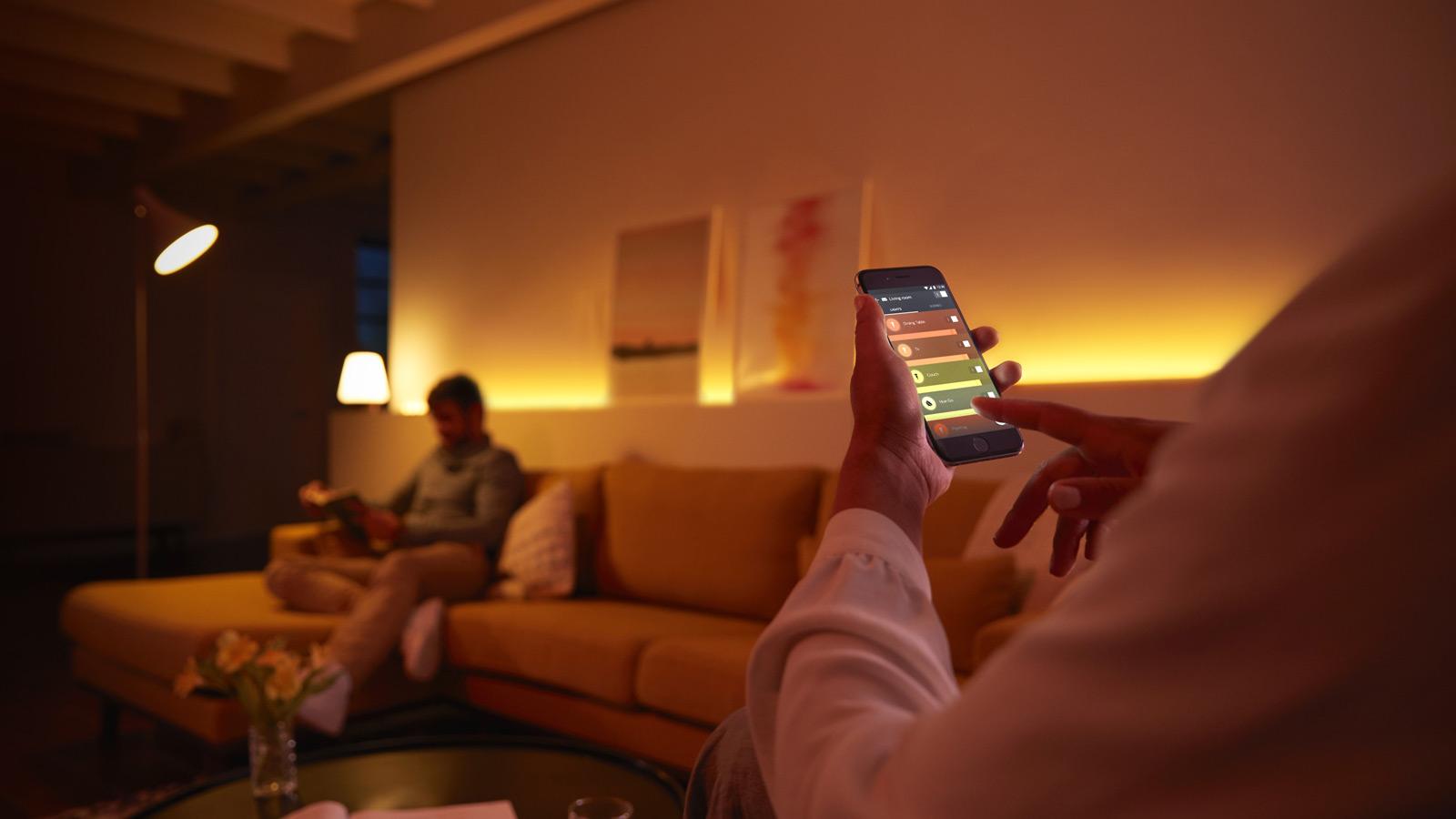 Philips Hue HomeKit App