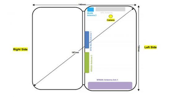 ZTE Axon M: Kommt das faltbare Smartphone nächste Woche?