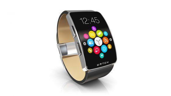 Apple Watch strahlt nach Reinigung