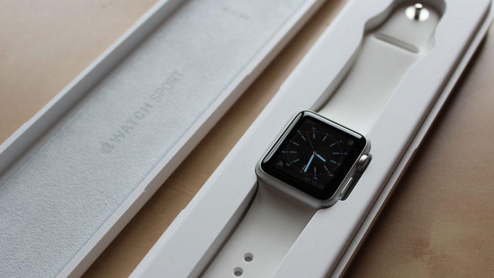 Armband der Apple Watch reinigen