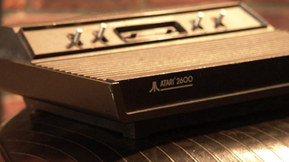 Atari 2600 Konsole