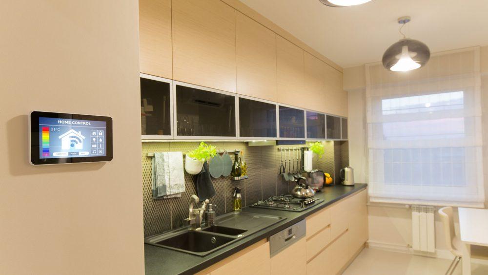 Vernetzte Küche im Smart Home