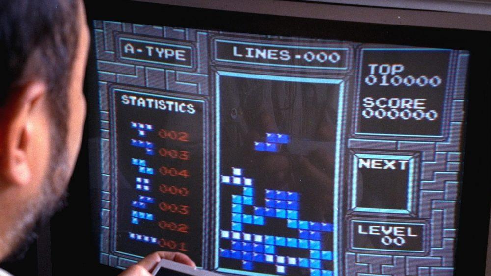 Tetris auf Nintendo