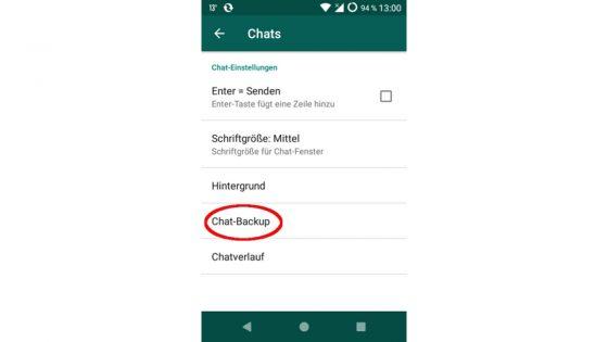 Whatsapp Dateien Auf Sd Karte Speichern.Smartphone Wechsel So Zieht Whatsapp Mit Um Updated