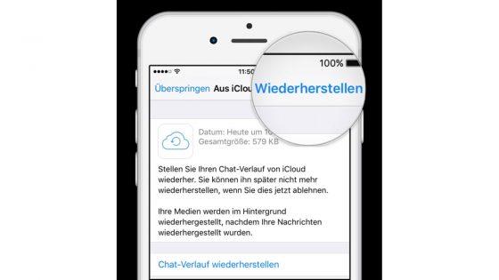 Whatsapp Daten Auf Sd Karte.Smartphone Wechsel So Zieht Whatsapp Mit Um Updated