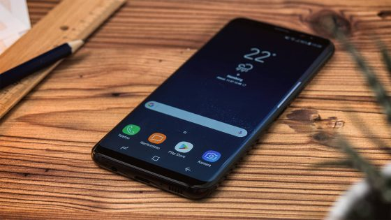 Samsung Galaxy S8 Android-Oreo-Update