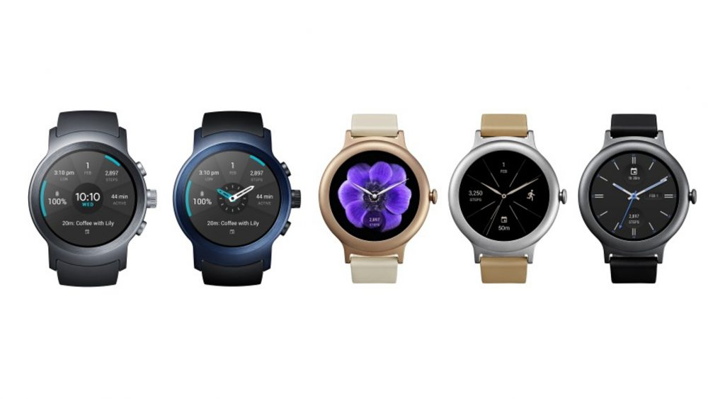LG Smart Watches