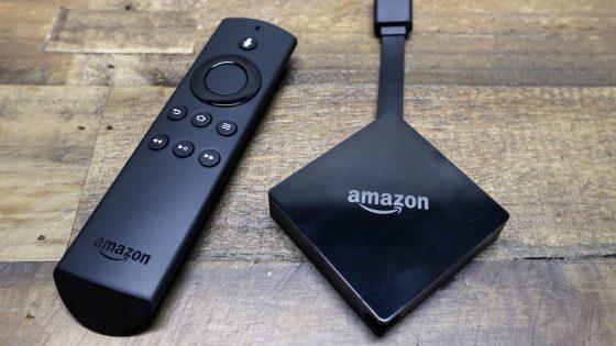 Amazon Fire TV YouTube