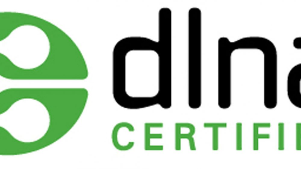 Das Logo des DLNA Zertifikates