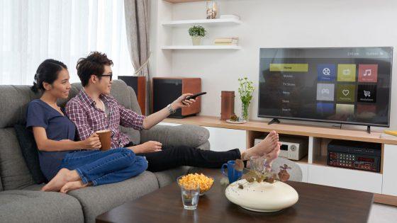 Musik und Videos über das Heimnetzwerk streamen