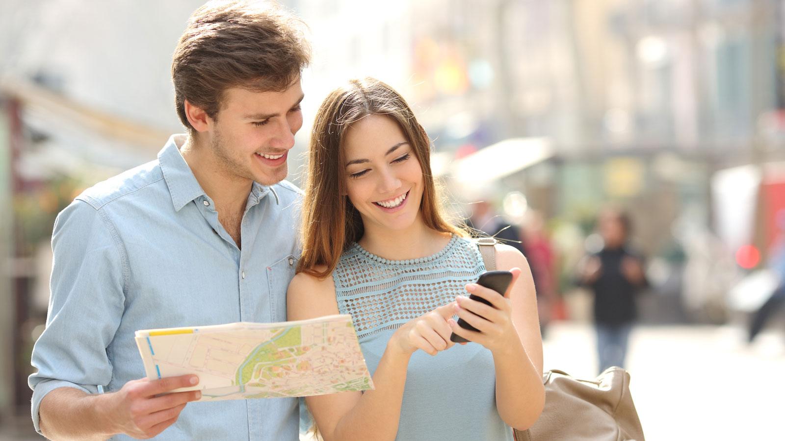 Den Urlaub angenehm mit praktischen Apps gestalten
