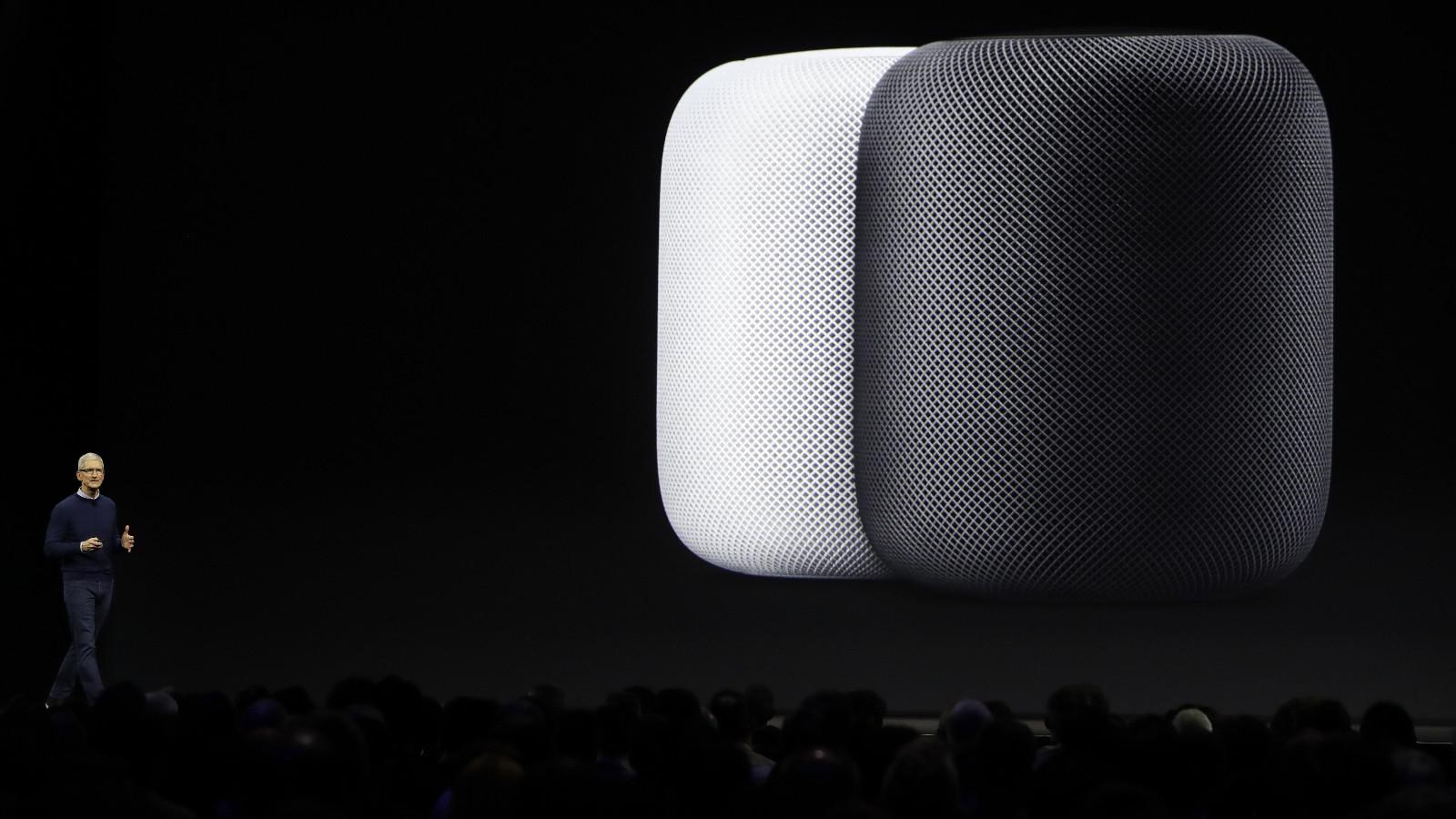 Vorstellung Apple HomePod