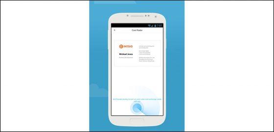 Visitenkarten Scannen Mit Diesen Apps Für Ios Android