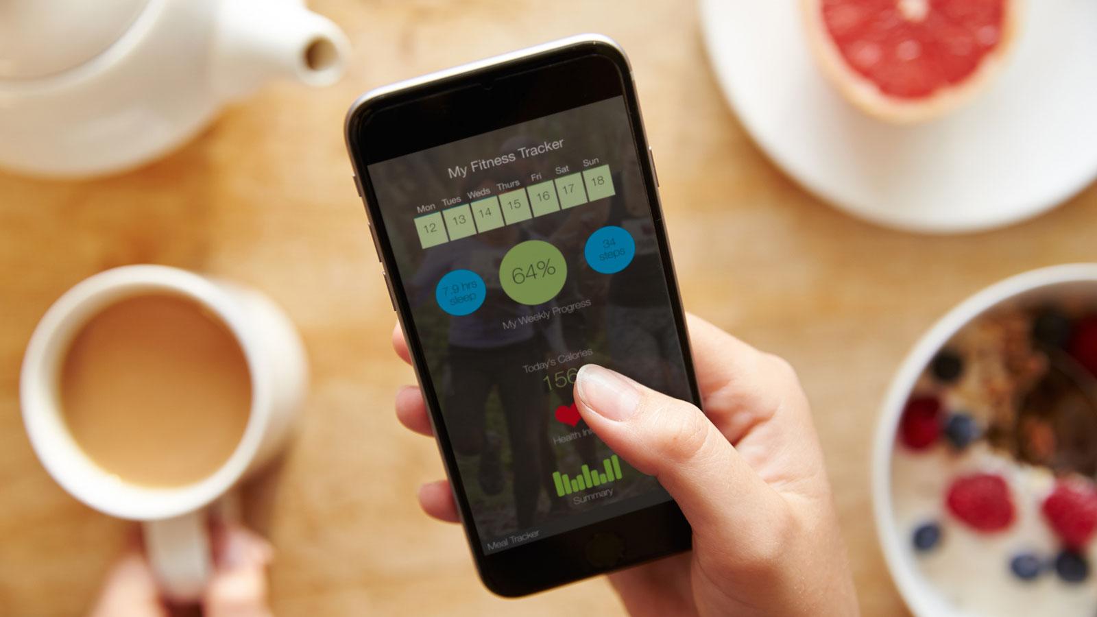 Gesundheits-Apps stehen für viele Einsatzbereiche zur Verfügung