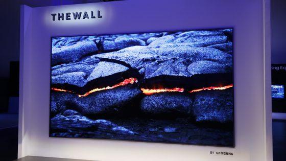 Samsung Fernseher The Wall