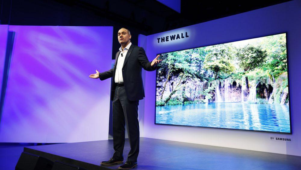 Samsung TV The Wall
