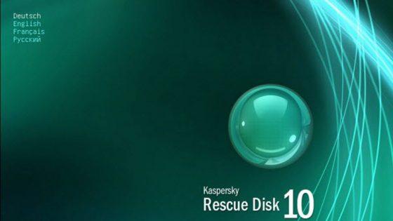 Virus auf dem PC Kaspersky