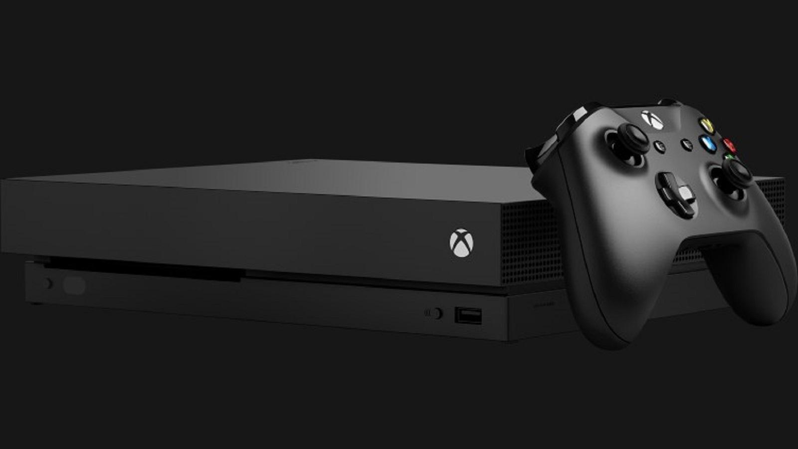 Xbox One X: native Auflösung und Unterstützung von Maus und Tastatur