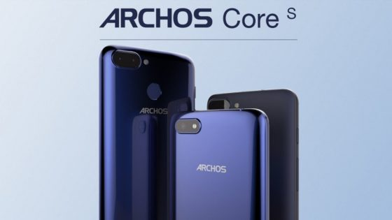 Archos Core 55S, 57S, 60S