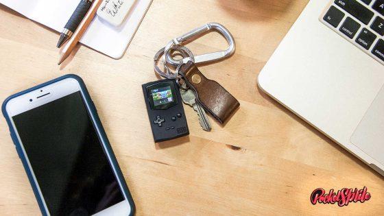 PocketSprite Schlüsselbund