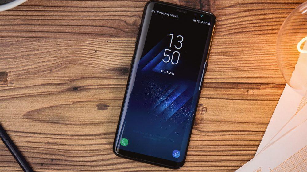 Update auf Android 8.0 von Samsung ausgesetzt
