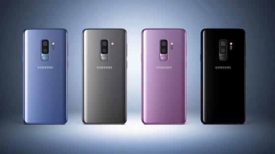 Samsung Galaxy-S9-Lineup