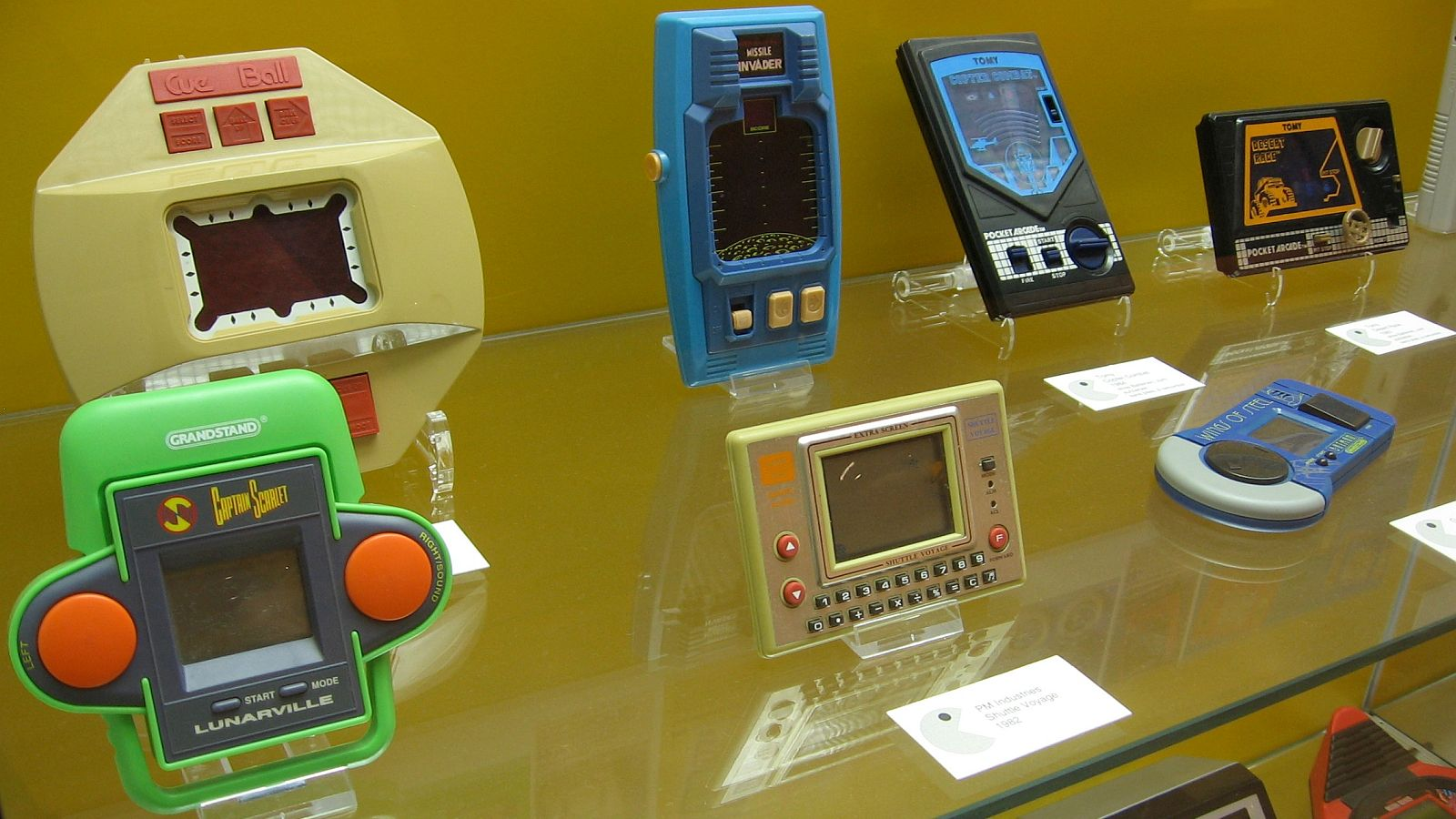 LCD Handheld Games