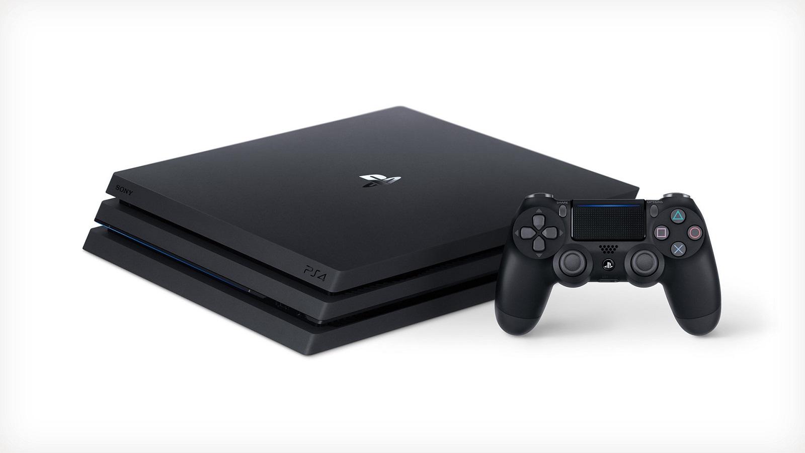 Sony hat auch der PS4 Pro ein Update spendiert.