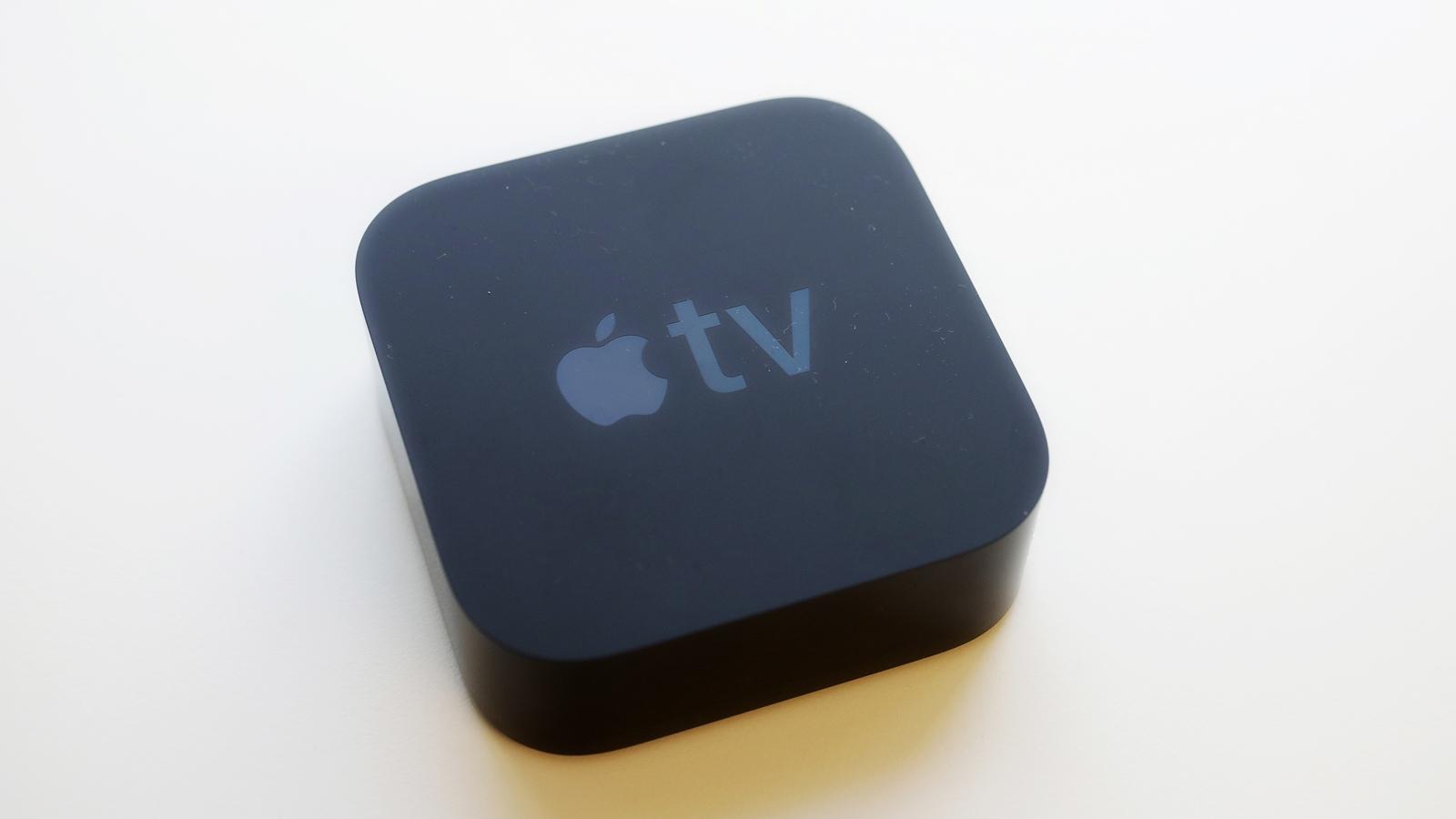 Apple TV Set Top Box mit iPhone als Fernbedienung verknüpfen