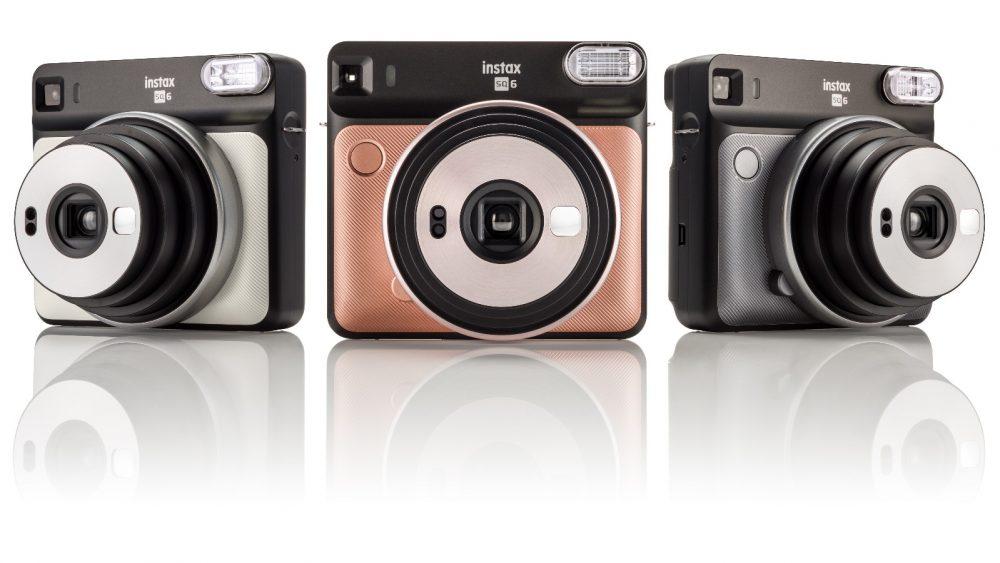 Fujifilm Instax Square SQ6 Lineup
