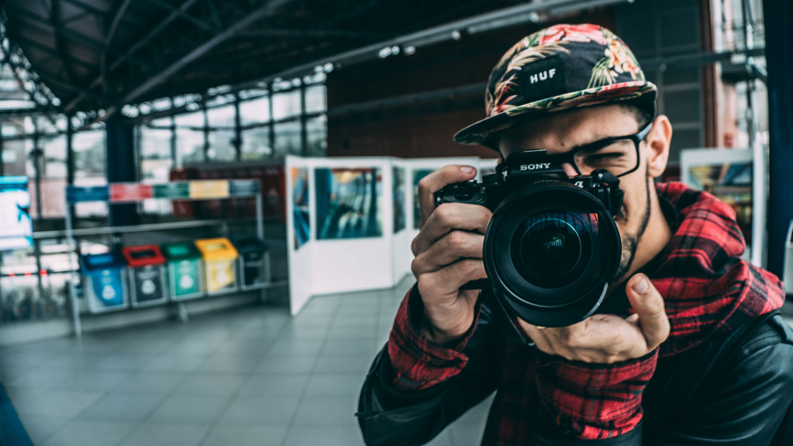 Goldener Schnitt Fotografie Schärfe Fokus Verteilung Kamera