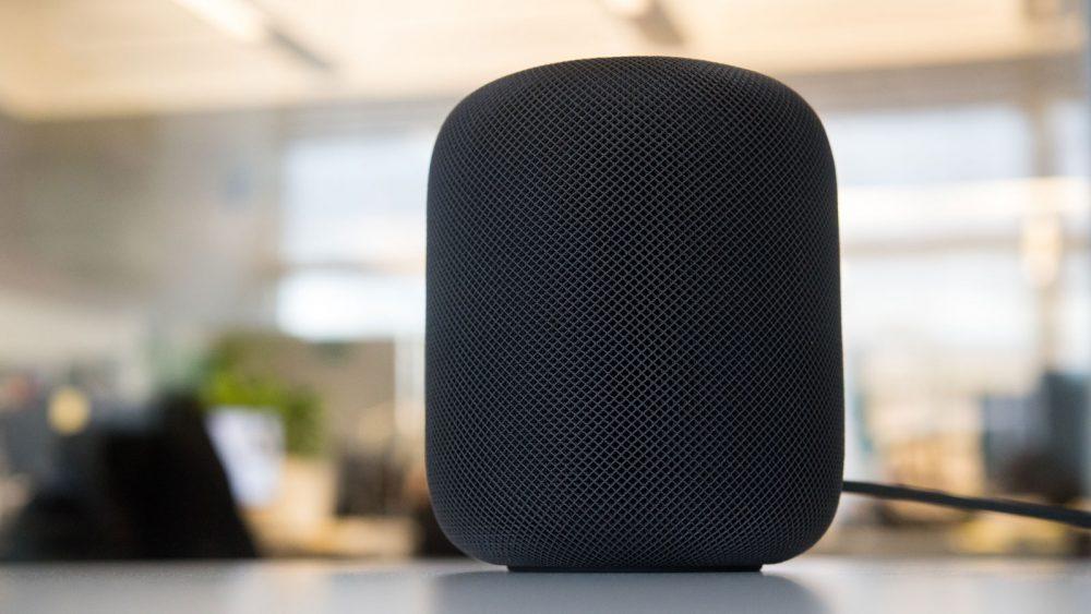Apple-HomePod als Zentrale des Smart-Home-Universums