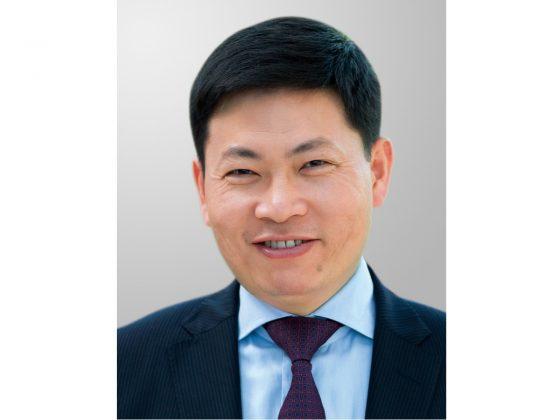 Huawei-CEO Yu Chengdong