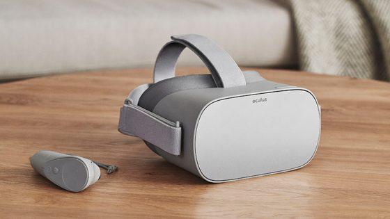 VR-Headset Oculus Go
