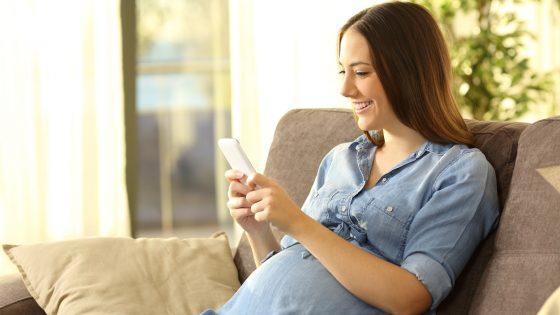 Kostenlose Schwangerschaft-Apps für werdende Eltern