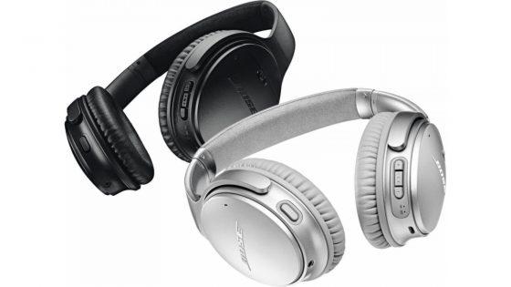 Bose Quiet Comfort QC 35