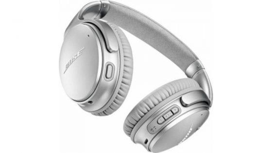 Bose QuietComfort QC 35 silber